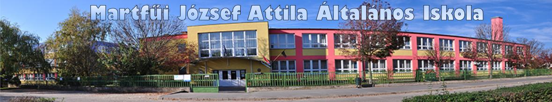 Martfűi József Attila Általános Iskola